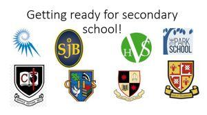 Gettting Ready for Secondary School