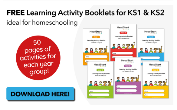Home learning activity booklet
