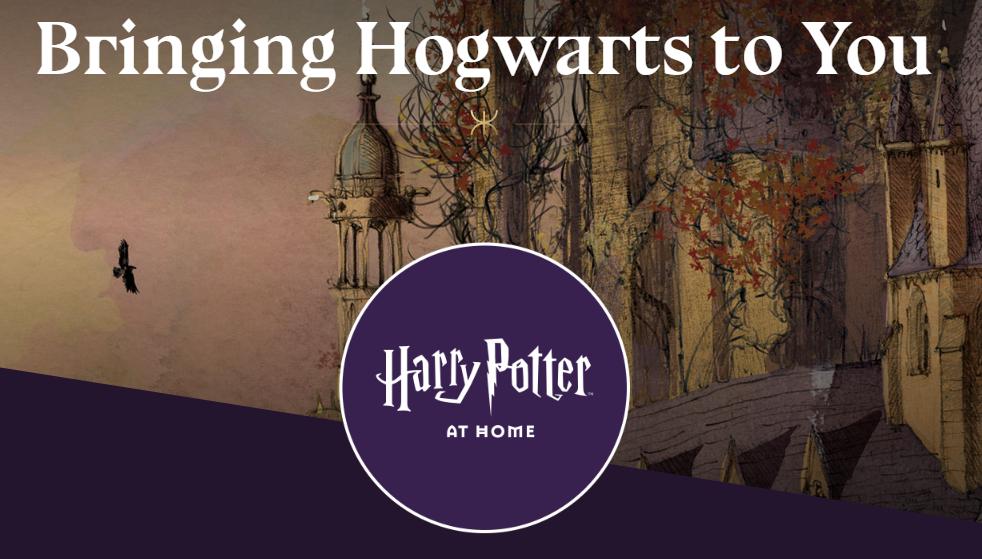 Hogwarts at home